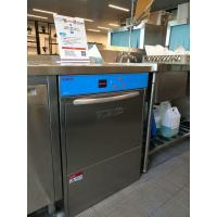Stainless Steel Commercial Dishwasher  6.5KW / 8.5KW for Coffee shop