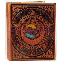 China OEM customized nice leather cover journals/diary/notebooks on sale