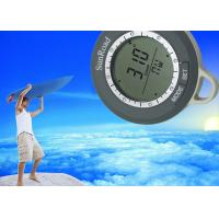 Wholesale Outdoor hiking compass with high accuracy sensor and Swiss dies SR104N from china suppliers