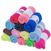 """Wholesale Sun Shine Promotional wholesale Microfiber towel microfiber clean towel 16"""" x 16""""(40*40cm) 80% polyester 20% polyamide from china suppliers"""