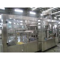 Best High Viscosity Plastic Bottle Juice Bottling Machine PLC Control With Recycling System wholesale