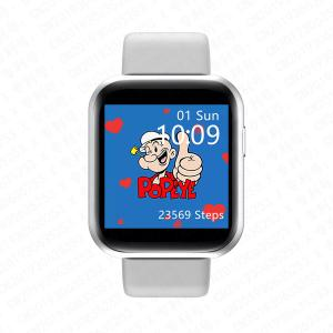 """Wholesale 1.54"""" HD IPS Large Screen Y68plus Blood Pressure Smartwatch from china suppliers"""