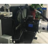China Custom Mobile Hydraulic Cooler Hydraulic Cooling Kit (fan motor pump cooler) for sale