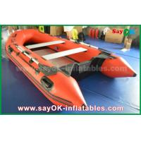 Wholesale Durable 2 - 4 Person PVC Inflatable Boats For Water Games SGS UL from china suppliers