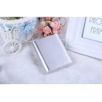 Wholesale External Cell Phone Battery Bank / Usb Charging Bank For IPhone 7 , Light Weight from china suppliers