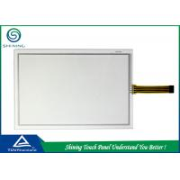 "Quality 8.3"" Large Industrial Touch Screen Panel Resistive Analogue 3H Hardness for sale"