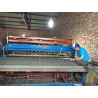 Wholesale 2.5 Meter Width Wire Mesh Welding Machine / Fence Welding Machine High Speed from china suppliers