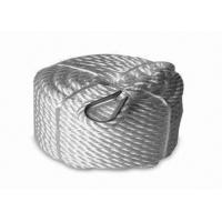 """Wholesale hot selling 3/4""""x150' Twisted 3 Strand Nylon Anchor Rope with Thimble from china suppliers"""