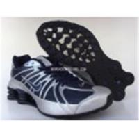 Wholesale Mens Nike Shox OZ blue/silver from china suppliers