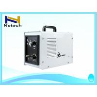Wholesale 3g/Hr White Colour Adjustable Portable Ozone Generator For Swimming Pool Treatment from china suppliers