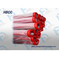 Wholesale Reinforced concrete pump pipe,large diameter concrete delivery pipe, st 52 steel pipe concrete pump from china suppliers
