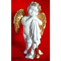 Wholesale Resin figurine ,angel statues,polyressin cherub,reiligious crafts,religious figurines from china suppliers