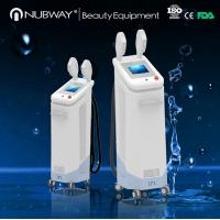 2015 new permanent hair removal and skin rejuvenation system IPL+E-light+SHR/led light pdt for sale