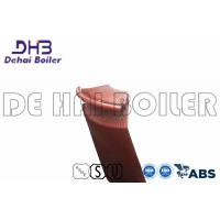 China ECO Dust Removal Boiler Cyclone Separator , Boiler System Components Constant Pressure Drop for sale