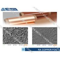 Wholesale Cu - ETP Grade Pure Copper Foil For FCCL , Treated Surface Copper Foiling from china suppliers