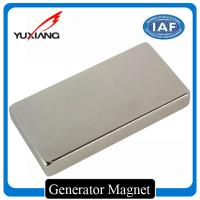High Grade Powerful Permanent Magnets Neodymium Magnet Composite Simple Shapes for sale