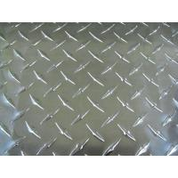 Wholesale Decorative Aluminium Chequered Plate , h22 Aluminium Checker Plate Flooring  from china suppliers