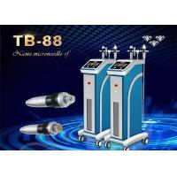 Best Wrinkle Stretch Marks Reduction Fractional RF Microneedle Machine With CE wholesale