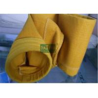 China Chemical Stability Liquid Filter Bag , Water Filtration Bag Snap Band Bottom on sale
