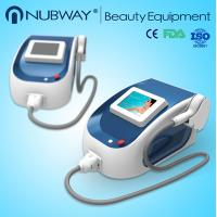 Wholesale Newest medical CE approval mini 808 nm diode laser hair removal machine from china suppliers