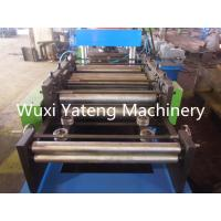 Best High Strength Highway Guardrail Roll Forming Machine Big Touch Screen Included wholesale