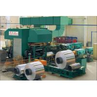 Best Casting Aluminium Rolling Mill , Cold / Hot Four High Rolling Mill Machine wholesale