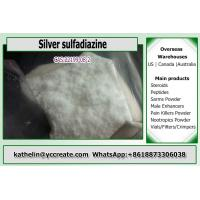 China Sell Silver Sulfadiazine For Treatment Of Infections And Antibacterial 22199-08-2 on sale