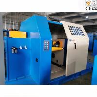 China Power Cable Stranding Machine / 1000mm Cantilever Single Twisting Machinery for sale