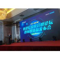 Wholesale Small Pixel Stage Rental Led Display, Indoor Full Color Led Display For Product Launch from china suppliers
