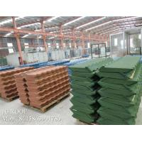 Wholesale Colorful Stone Coated Steel Roofing Tile Zinc Corrugated RoofingSheet/ Al-Zn Alloy Coated metal Sheet Material Roof Tile from china suppliers