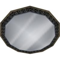 Wholesale 2012 decorative golden bathroom mirror from china suppliers
