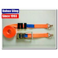 Wholesale Truck Trailer Ratchet Strap Parts Heavy Duty Lashing Straps With Two Parts from china suppliers