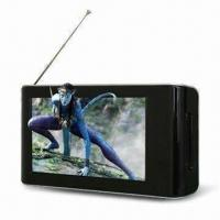 Wholesale 3-D 7 Inches Color LCD TV, Glass-free from china suppliers