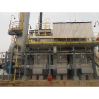 Wholesale Natural Gas Rto Thermal Oxidizer Vertial / Horizontal Arrangement from china suppliers