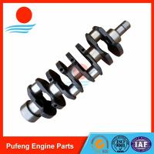 Wholesale Forklift Crankshaft manufacturer, TOYOTA 2Z crankshaft 13411-78700-71 13411-78701-71 from china suppliers