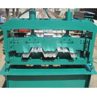 Best Professional Floor Decking Roll Forming Equipment Saving Amount of Steel and Concrete wholesale