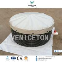 China 50000L Portable PVC Wire Mesh Storage Water Tank in sale for sale