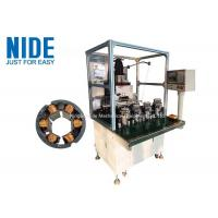 China Full Automatic Inslot Needle Coil Winder , BLDC Stator Winding Machine for sale