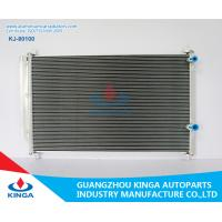 Wholesale Auto Condenser For Toyota Corolla Zre152 07- OEM 88450-02280 With Fin in 5mm from china suppliers