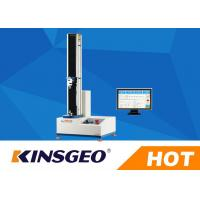 Wholesale Single Column Precision Bend Peel Tensile Machine Variable Frequency KJ-1065B from china suppliers