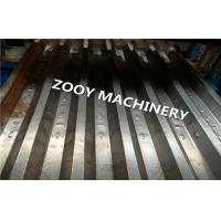 Wholesale 0.8MM - 1.6MM Thickness Roof Tiles Making Equipment With 80MM Diameter, 7.5KW Motor Power from china suppliers
