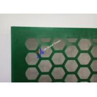 China Oil Drilling Fluids FSI Shaker Screen Mud Net For Solids Control Equipment on sale