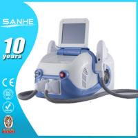 China Age spot pigment removal ipl shr equipment on sale
