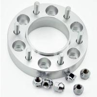 China 6x5.5 6x139.7 Wheel Spacers thick 1.5'' (38mm) Adapters wheel Stud M14x1.5 on sale