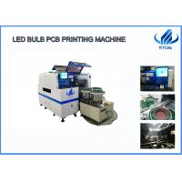 Wholesale Good Stability SMT Mounting Machine 0.5 - 3mm PCB Thickness LED Bulb Making Machine from china suppliers