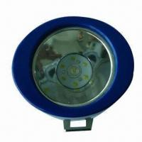 Wholesale High-power LED Mining Headlamp with 3.7V Rated Voltage and 2.8Ah Capacity from china suppliers