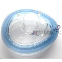 Best Clear Infant Baby Hosptial Inflatable Anesthesia Face Mask ISO13485 wholesale