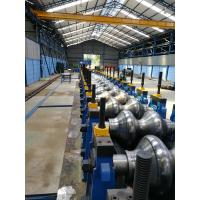 China Heavy Large Culvert Steel Roll Forming Machine , Corrugated Sheet Making Machine for sale
