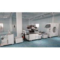 5m/min - 12m/min Roll To Roll Screen Printing Machine For PET Film Screen Printing for sale