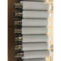 Buy cheap Water Filtration System Used Sintered Metal Titanium ss  Filter cartridge from wholesalers